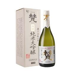 16°梵特选纯米大吟酿日本清酒720ml