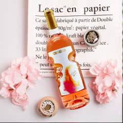 天使之手艺术瓶 高颜值红酒 低度甜型桃红葡萄酒750ml
