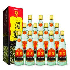 融汇陈年老酒 52º湄窖酒 浓香型500ml(12瓶装)2010年