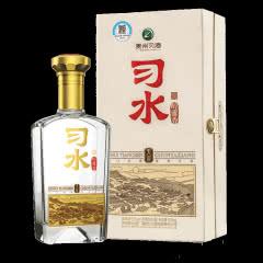茅台集团 贵州习酒 习水52度 天辰 浓香型粮食酒 高度白酒 固态发酵纯粮 单瓶500ml