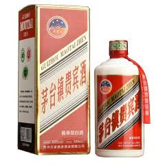 贵州茅台镇贵宾酒 53度酱香型白酒 500ml