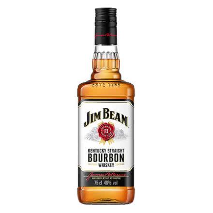 40°美国金宾波本威士忌750ml