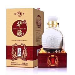 46度华疆老窖(5年坛储)新疆出产纯粮食浓香型白酒单瓶380ml