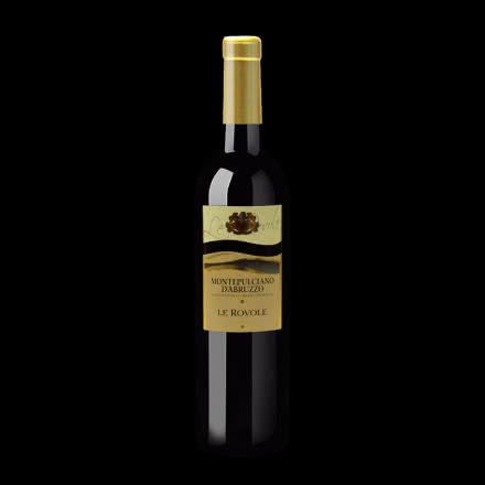 意大利原瓶进口LEROVILE系列蒙特普恰诺红葡萄酒750ml单支装