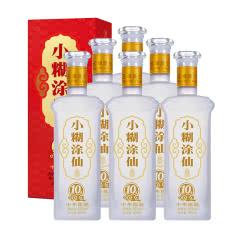 【老酒特卖】52°小糊涂仙10年陈酿500ml(2012年)*6