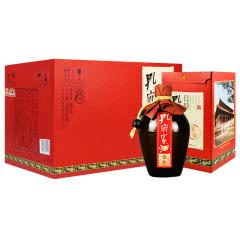 38°孔府家酒金装浓香型白酒 500ml(6瓶装)