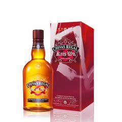 40°英国芝华士X吴亦凡调和不平凡限量版苏格兰威士忌-红盒装700ml