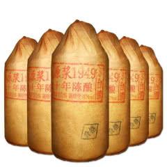 53°贵州茅台镇1949酱香型粮食酒白酒整箱500ml*6瓶装【整箱装】