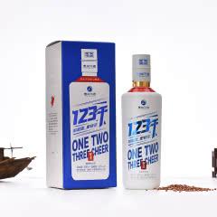 53度茅台集团贵州习酒 123干 酱香型白酒 500ml单瓶装