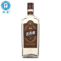 42度 椰岛苦荞酒500ml