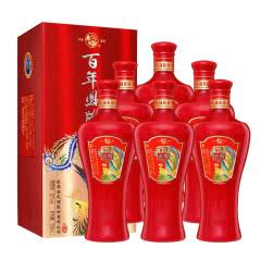 52°西凤百年凤牌醇品500ml(6瓶)