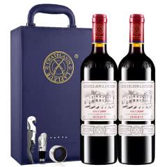 拉斐庄园2009珍酿原酒进口红酒珍藏干红葡萄酒红酒礼盒装750ml*2