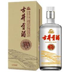 50°古井贡酒 30窖龄 500ml*1 浓香型白酒 单瓶装