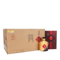 【老酒】52°酒鬼 国藏酒鬼酒 馥郁香型 500ML*6(2012年)