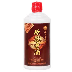 52°茅台镇原浆老酒浓香型白酒500ml