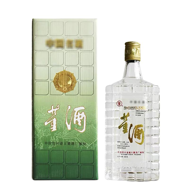 融汇陈年老酒 38° 董酒500ml 单瓶装(1997年)
