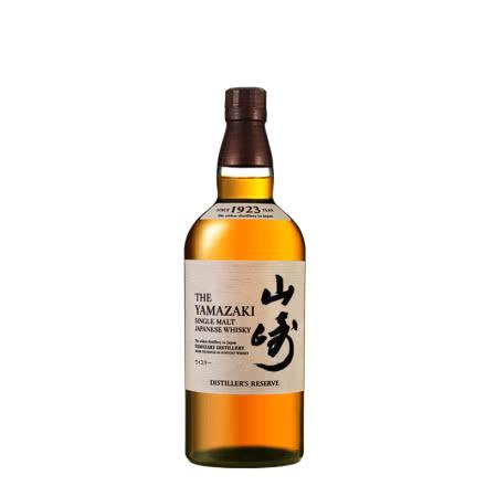 43°【无盒】山崎1923日本单一麦芽威士忌700ml