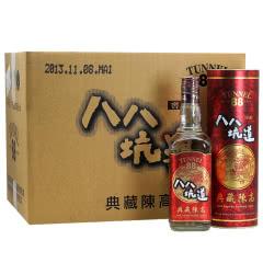 【2013年老酒】53°台湾白酒八八坑道高粱酒 典藏陈高整箱600ml(12瓶装)