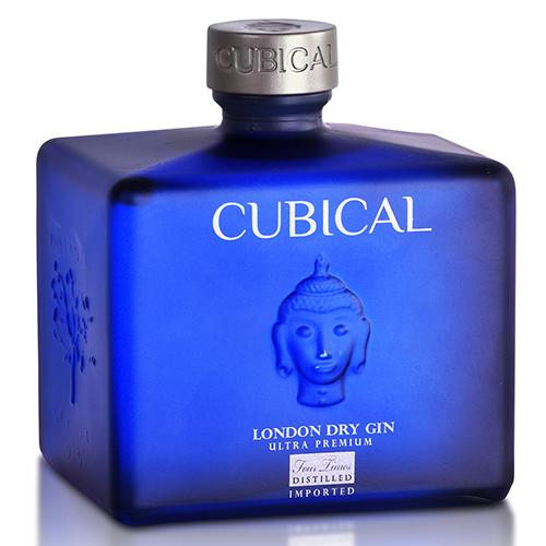 西班牙天比高(特醇)优质金酒 CUBICAL Ultra Premium Gin