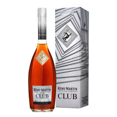 40°法国人头马CLUB优质香槟区干邑白兰地文森特·勒鲁瓦限量版700ml