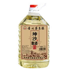 皇犟坤沙散酒 53°酱香型白酒 贵州茅台镇泡药酒2.5L×1