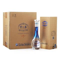 45° 洋河 蓝色经典 梦之蓝 M1 500ml*4 整箱装 浓香型白酒