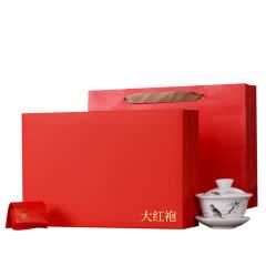 武夷山大红袍 泡带装 礼品茶礼盒装144克(8g*18泡)
