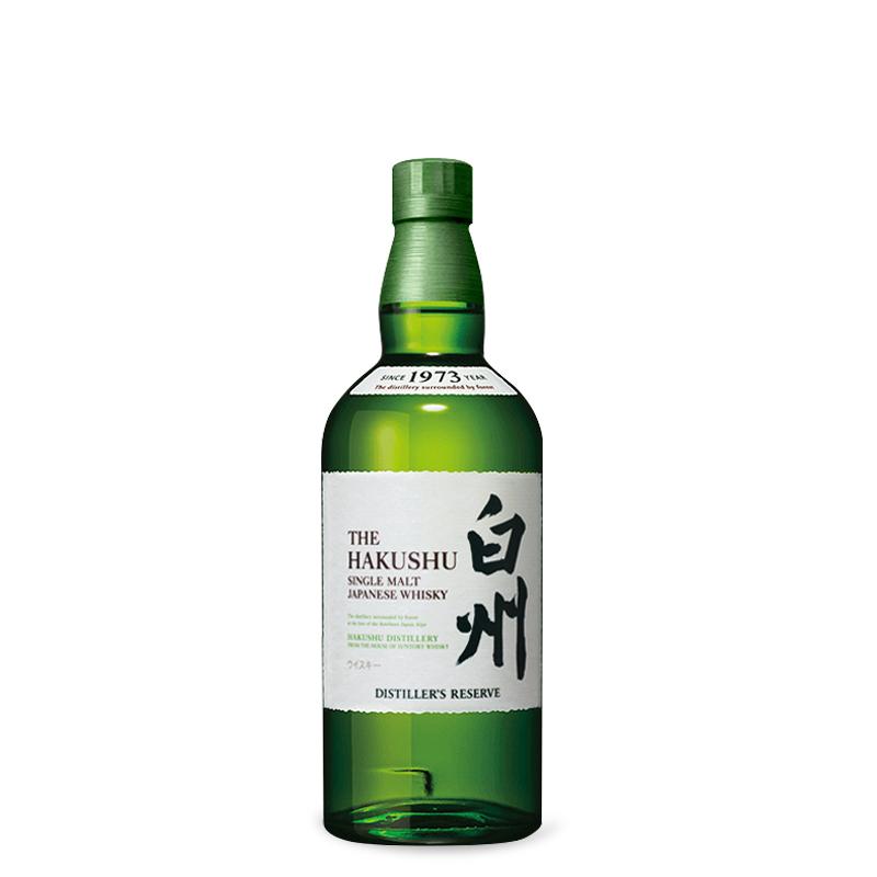 43°【无盒】白州1973日本单一麦芽威士忌700ml
