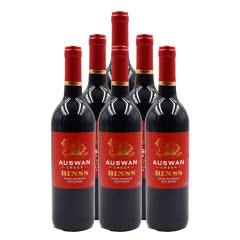 澳大利亚天鹅庄BIN88窖藏西拉干红葡萄酒750ml(6瓶装)