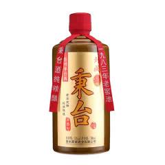 秉台老酒53°酱香型白酒茅台镇佳酿固态发酵封藏20 单瓶装