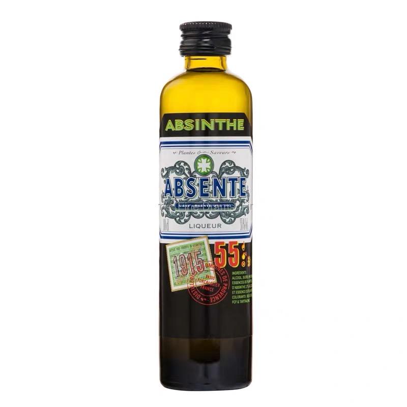 法国艾碧斯55度苦艾酒 Absente 55% - 100ml