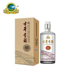 【酒厂直营】古井贡酒 60窖龄 50度500ml*6瓶 浓香型白酒 整箱装