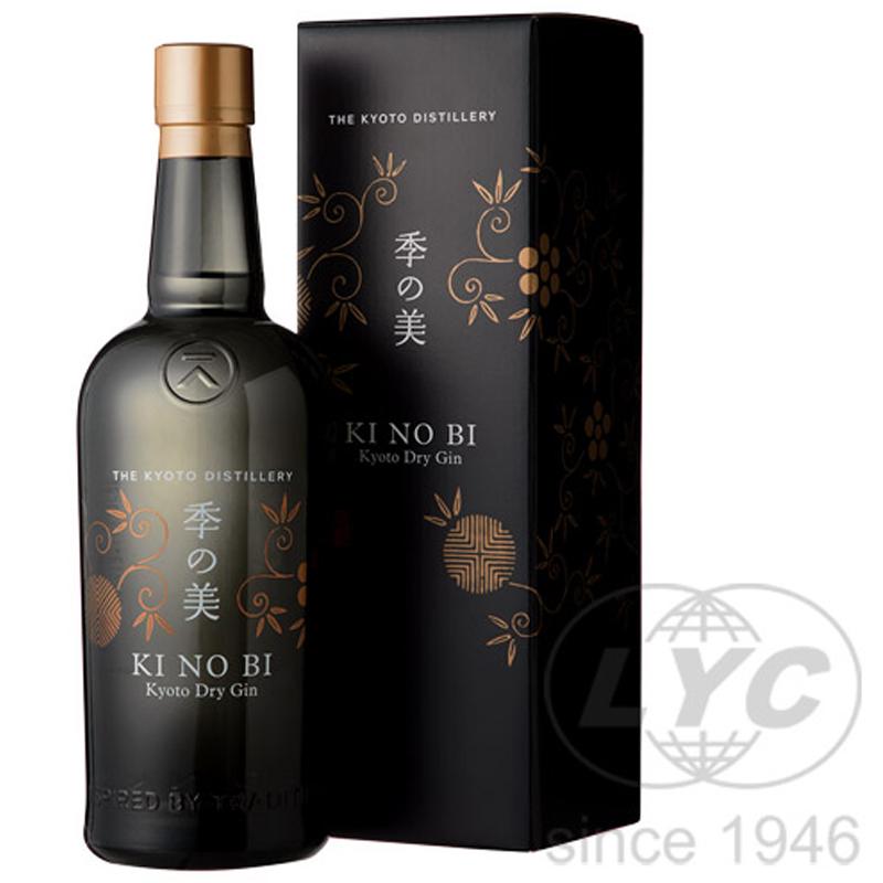 季之美KI NO BI Kyoto Dry Gin