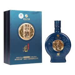 53°茅台集团贵州习酒窖藏1988酱香型白酒500ml 单瓶