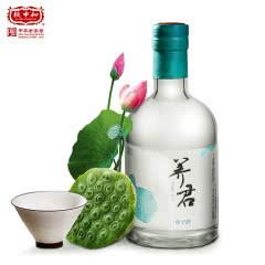 42度白酒致中和养君莲子酒 中华老字号产品385ml/瓶单瓶盒装特价
