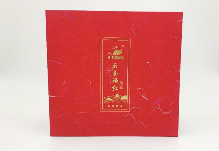 禅韵观山红一云南晒红 100g*2罐/盒(礼盒装)