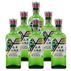 永丰牌北京二锅头42度清香型白酒500ml*6整箱装绿瓶铁盖
