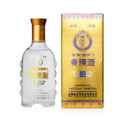 藏佳纯青稞酒 扎西德勒52度浓香型白酒250ml 单瓶