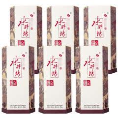38°水井坊 臻酿八号 浓香型白酒 500ml*6瓶 整箱装