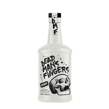 37.5°英国死侍手指加勒比椰子味朗姆酒700ml