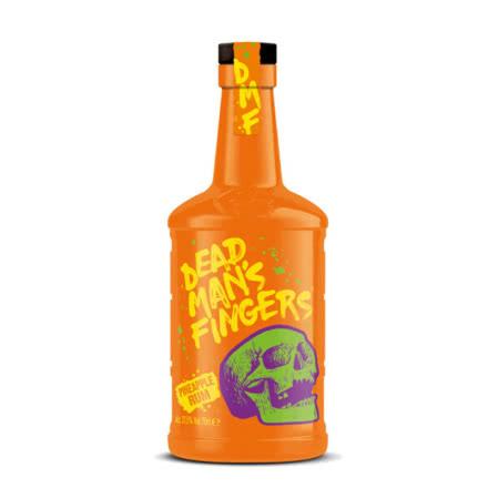 37.5°英国死侍手指加勒比菠萝味朗姆酒700ml