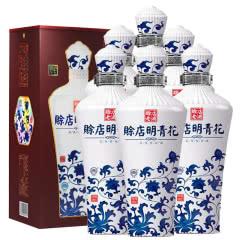 46°赊店明青花500ml(6瓶装)