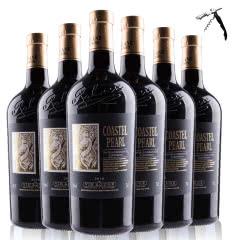 法国原瓶进口红酒 伯爵干红葡萄酒红酒整箱750ml*6