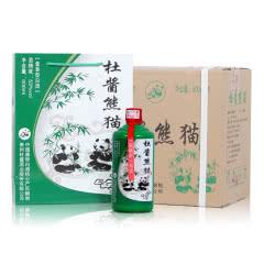 【杜酱官方】53°茅台镇杜酱熊猫酒 纯粮食坤沙老酒 500ml(6瓶装)【杜酱股份】