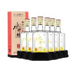 38°水井坊井台装500ml(6瓶装)