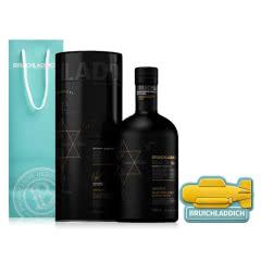 48.4°英国星图199425年限量版7.1号单一麦芽苏格兰威士忌700ml+ 布赫拉迪冰箱贴-黄色潜水艇  +布赫拉迪礼袋