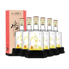 38°水井坊井台装500ml(6瓶装)新老包装随机发货