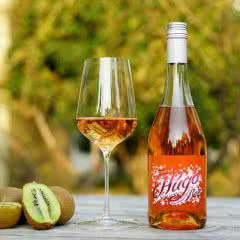 德国原瓶进口红酒 爱之泉甜红气泡酒香槟酒果酒葡萄酒750ml