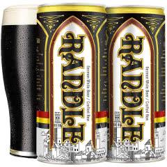 兰德尔精酿原浆黑啤酒950ml(2罐装)