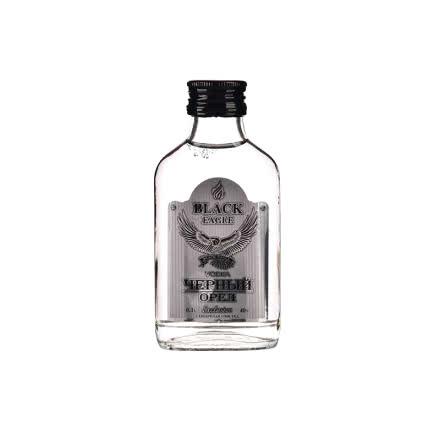 40°阿塞拜疆黑鹰风味伏特加(配置酒)100ml